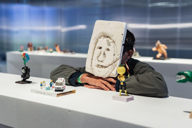 Интервью с кураторами 2-й Триеннале российского современного искусства «Красивая ночь всех людей» Валентином Дьяконовым и Анастасией Митюшиной