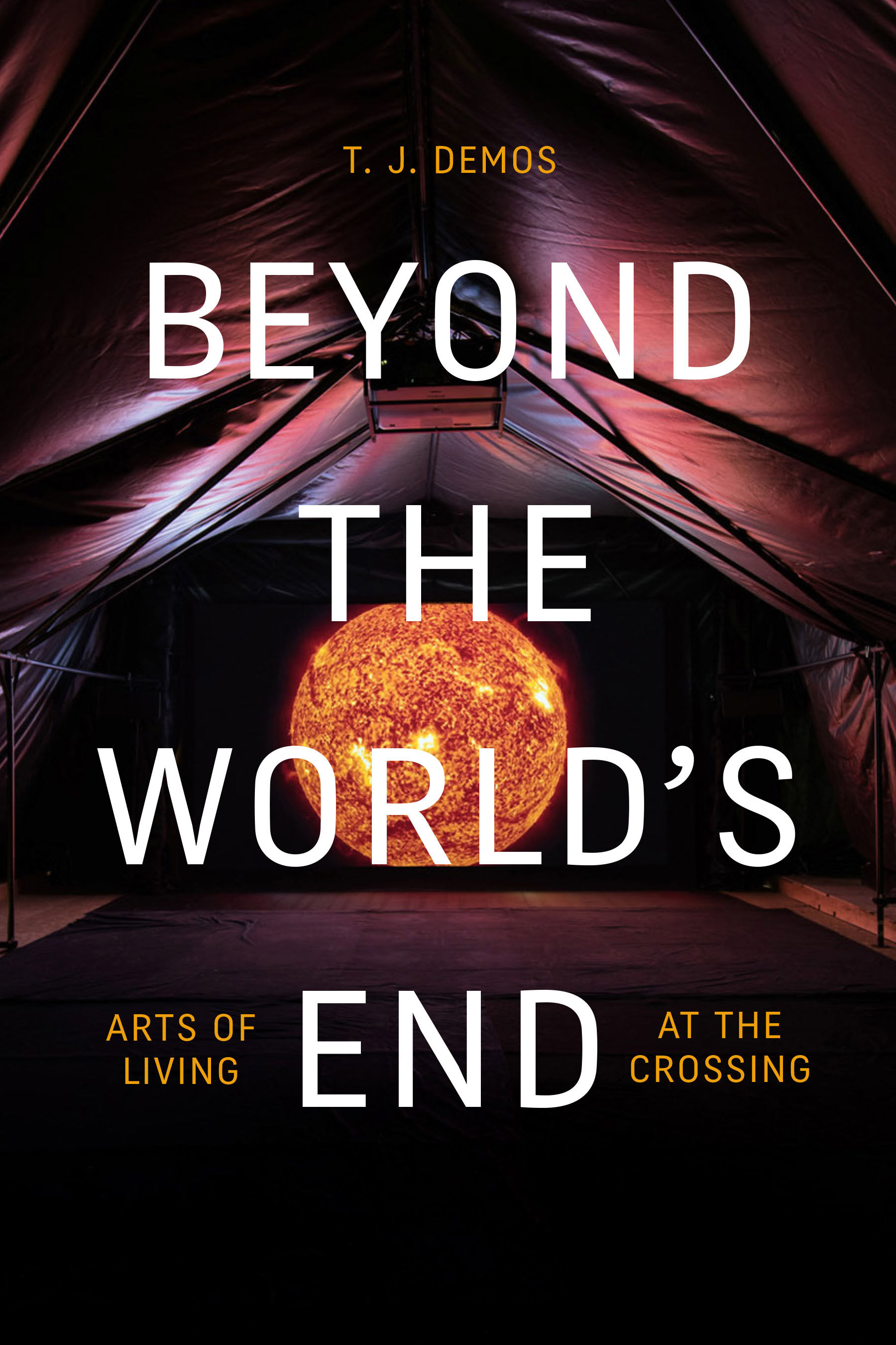 Book review. Demos TJ (2020). Beyond the World's End: Arts of Living at the Crossing